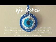 Tejer un ojo turco a crochet