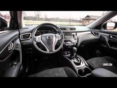 2016 Nissan Rogue SV 2.5 L Interior  Powertrain Review