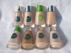 CoverGirl Clean Liquid Foundation Wholesale Lot of 8 Assorted...