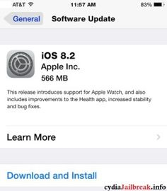 Apple announced that it will release iOS 8.2 to the public today, with many bug fixes and support for the upcoming Apple Watch. iOS 8.2 was first seeded to developers along with the WatchKit SDK back in November, allowing them to start preparing apps for the iWatch iOS 8.2 has been released for all iOS …