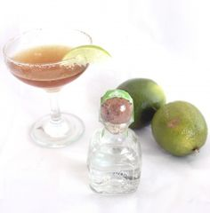 Inspired by Olympics and Team Canada, The Agave Girl presents the Maple Lime Margarita!