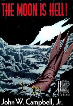 Our New Favorite Source for Pulp Science Fiction Art! Science Fiction Magazines, Science Fiction Art, Science Space, Ufo, Classic Sci Fi Books, Fiction Novels, Pulp Fiction, Ligne Claire, Retro Futuristic
