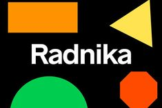 Radnika - Radnika is a multi-purpose sans serif typeface that bridges the gap between the strong expressive...