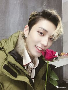 Jongup | B.A.P ROSE album