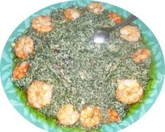 Ndole Cameroon Food, Diner Recipes, Palak Paneer, Healthy Drinks, Soul Food, Nom Nom, Oatmeal, Food And Drink, Meals