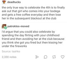 naw you gotta SET OFF fireworks to distract the guys trying to rob your friend's store