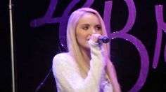 [HD] Danielle Bradbery in concert with Brad Paisley EXCELLENT!