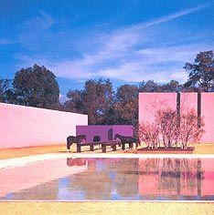Architect: Luis Barragan