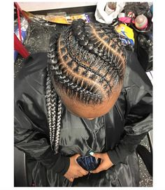 Perfect Detailing by @nisaraye - http://community.blackhairinformation.com/hairstyle-gallery/braids-twists/perfect-detailing-nisaraye/
