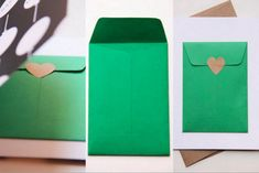 Simple Money or Gift Card Holder | 24 Cute And Clever Ways To Give A Gift Card