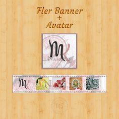 Fler banner a avatar na přání (Custom Fler banner and avatar) Avatar, Banner, Create, Artwork, Design, Home Decor, Banner Stands, Work Of Art, Decoration Home