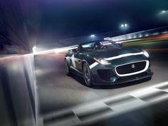 Jaguar F-Type Project 7 2015 Wallpaper