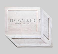 Tim Walker Invite - Gavin Martin Colournet
