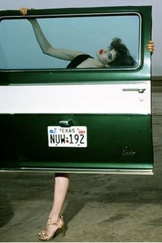 Charles Jourdan, Guy Bourdin