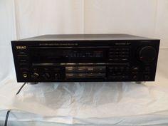 TEAC AG-V1200 Audio Video A/V Dolby Digital Home Theater Surround Sound Receiver #TEAC