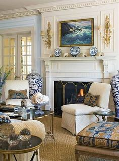 35 Attractive Living Room Design Ideas
