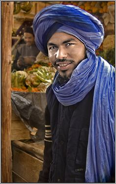Berber   Faces of people of the world. Beautiful