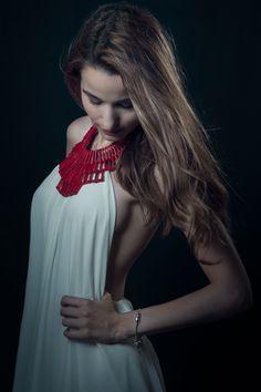 Dare to DIY: Un maxivestido a partir de un collar: el vestido DIY más fácil del mundo 2.0