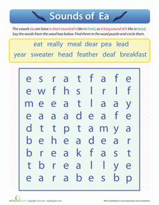 1000+ images about Phase 5 phonics on Pinterest | Phonics, Ea and ...