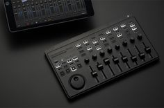 nanoKONTROL Studio MOBILE MIDI CONTROLLER | MIDI Controllers | KORG
