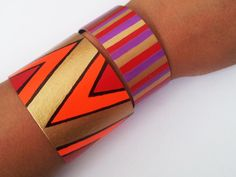 DIY Jewelry DIY Bracelet DIY Tribal Cuff