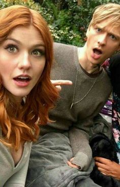 Clary and Sebastian (kat and will)