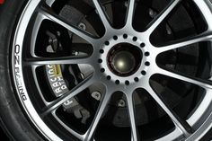 OZ Racing wheels equipped on DTM Audi A5 Ultra #OZRACING