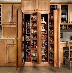 Home Kitchen Pantry: Kitchen Pantry