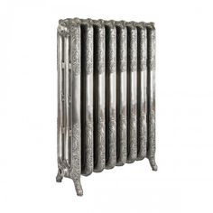 King Cast Iron Radiator - Period Home Style Cast Iron Radiators, Edwardian House, It Cast, Home Appliances, House Styles, King, School, Baroque, Kitchens