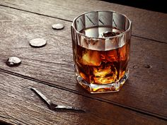 why does a man smell so intoxicating when he has cognac or bourbon in his system? The smell just comes out... of the pours of his skin so deliciously inviting. To me. RO