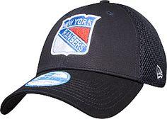 New Era New York Rangers 3930 Neo Stretch Fit Hat