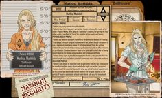 Arkham Files - Dollhouse by Roysovitch
