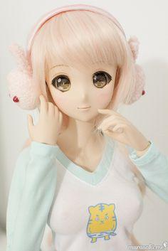 https://flic.kr/p/kY1vJX   Mirai-chan as Sonico   Mirai-chan Smart Doll cosplaying as Super Sonico :)