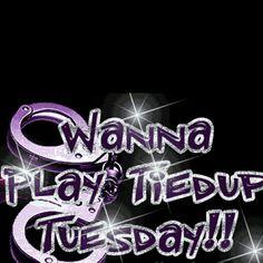 Have fun tonight LoversTied Up Tuesday www.MyPurePleasure.com/1201 Griffith.lm@gmail.com 302-482-5307 #sextalk #men #women #mpp #sextoys #bookaparty #hostessgift #freegifts #nightoffun #safesex #tiedup #tieddown #tuesday #handcuffs #whips #blindfolds #fantasy #intimacy #bondage #submissive #dominance