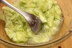 Bolondul a világ ezért az uborkasalátáért! Csökkenti a koleszterinszintet, szabályozza a vérnyomást és nagyon finom!