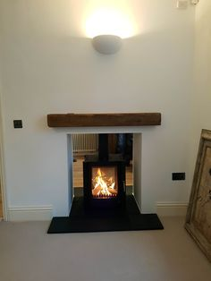 Fireplace build to incorporate a Firebelly Double Sided Woodburner Wood Burner Fireplace, Inglenook Fireplace, Fireplace Design, Fireplaces, Fireplace Glass, Ethanol Fireplace, Fireplace Ideas, Double Sided Log Burner, Double Sided Fireplace