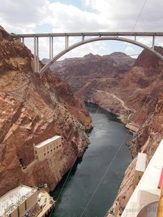 The Whole Dam Tour.  Hoover Dam