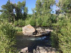 Conejos River July 2016
