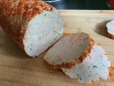 Csirkemell sonka házilag Evo, Vegan Vegetarian, Dairy, Bread, Cheese, Healthy, Diets, Brot, Baking