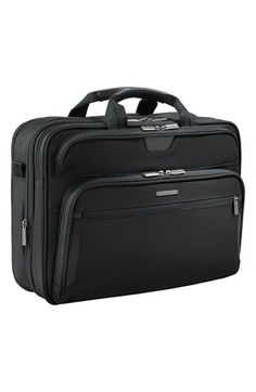 d9422a941a9a Briggs  amp  Riley  Large  Ballistic Nylon Expandable Briefcase available at   Nordstrom Laptop