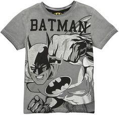 DC Comics Metallic Batman T-Shirt on shopstyle.co.uk