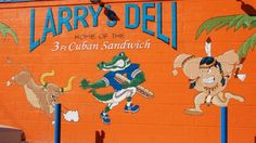 Larry's Deli Land O Lakes Florida.jpg  The best cuban sandwich