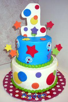 1st birthday cakes