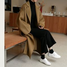 Korean Fashion Trends, Korean Street Fashion, Korea Fashion, Mode Ootd, Mode Hijab, Mode Outfits, Casual Outfits, Fashion Outfits, Look Fashion