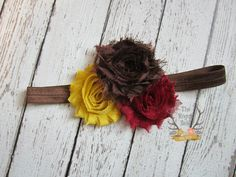 Hey, I found this really awesome Etsy listing at https://www.etsy.com/listing/204626557/brown-mustard-yellow-burgundy-fall