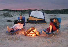 The closest beaches to San Antonio (corpus christi, rockport, and port aransas) #mustangisland #bonfire #bonfireclass #camping #beach