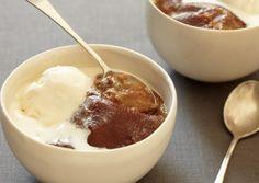 Butternut Squash Indian Pudding