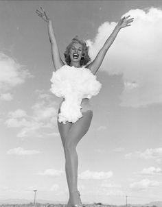 Miss Atom Bomb 1957