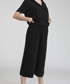 Spodnie w kropki - 3