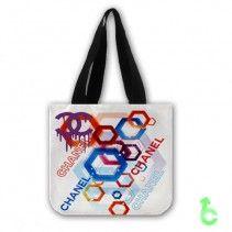 Chanel Hexagon Color Tote Bags